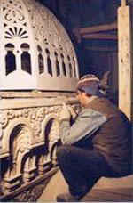 Реставрация купола