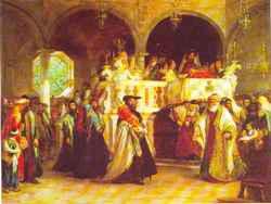Праздник Симхат Тора в Синагоге